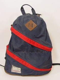 HINE, VINTAGE SNOWBRIDGE GREGORY BACKPACK: timbuk2, besides having an unbearable name, makes hideous bags. upgrade.