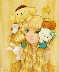 The Sanrio show by Camilla d'Errico