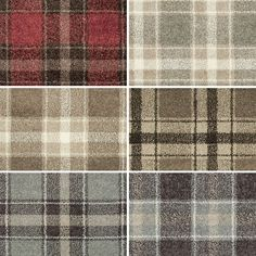 Tartan Castle Wilton Carpet, Buy this Carpet Online. Free Samples are available on this Carpet. Free Delivery & VAT is included in the price of this Carpet Tartan Stair Carpet, Teal Carpet, White Carpet, Diy Carpet, Carpet Stairs, Patterned Carpet, Carpet Colors, Modern Carpet, Tweed