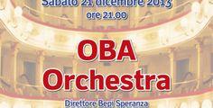 21 dic. Agimusfestival 2013 - Concerto di Natale. Teatro Comunale Van Westerhout  Via Westerhout