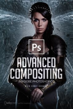 Advanced Compositing in Adobe Photoshop CC Adobe Photoshop, Photoshop Design, Photoshop Tutorial, Photoshop Youtube, Best Photoshop Actions, Effects Photoshop, Advanced Photoshop, Photoshop Lessons, Gfx Design