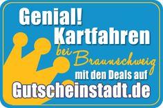 Mit Glück günstiger #Kartfahren in #Braunschweig mit #Gutscheinstadt