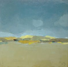Original Abstract Landscape Painting Oil On Canvas by michaelbroad, £250.00