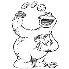 13 Best Sesame Street Coloring Pages Images On Pinterest Coloring