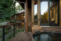 Pacific Northwest Home Plans | Gorgeous Pacific Northwest home designed by ... | Amazing Interior an ...