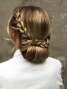 Girl Hairstyles, Wedding Hairstyles, Hair Styles, Girls, Fashion, Up Dos, Hair, Plaits Hairstyles, Moda