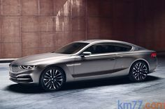BMW Coupe Gran Lusso by Pininfarina