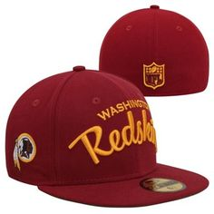 acd98b0571b New Era Washington Redskins City Arch 59FIFTY Fitted Hat - Burgundy