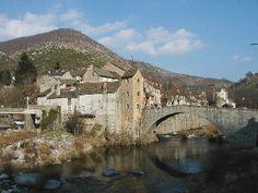 Chemin Stevenson. Du Pont-de-Montvert à Florac