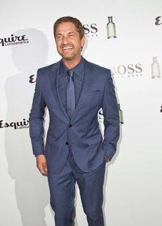 More photos from Esquire/BOSS event in Mexico City on July 8 | Gerard Butler GALS