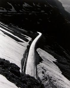 Paul Caponigro, Glacier National Park, Montana, 1959