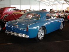 1950 ALFA ROMEO 6C 2500 SS SUPERGIOIELLO - commission by Carrozzeria Ghia of Turin.