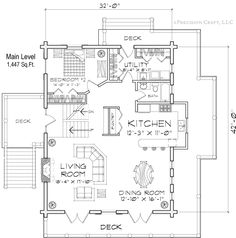 beautiful floor plan open kitchen to dining room to living room master on 2nd - Kitchen And Dining Room Open Floor Plan