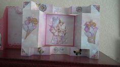 Fairy card by Sylvia Traynor