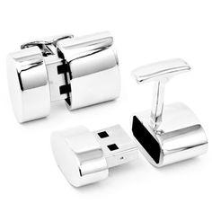 USB cufflinks!!! USBの形をしたカフリンクス?カフリンクスの形をしたUSB?