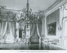 Királyi palota, királyi lakosztály