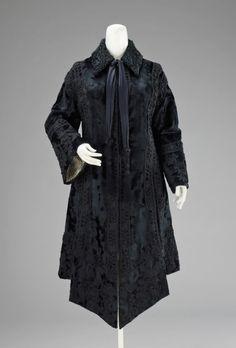 Evening Coat  Henry, Darling & Co.  1880s  The MET