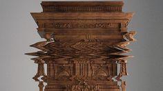 glitch art furniture - Google Search