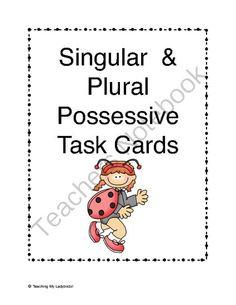 math worksheet : possessive nouns ppt presentation and calves on pinterest : Singular And Plural Nouns 6th Grade