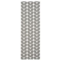 Karin matta concrete (grå) - 70 x 100 cm - Brita Sweden Plastic Foil, Soft Plastic, Wabi Sabi, Heide Park, Hallway Carpet, Concrete Color, Textiles, Large Rugs, Rug Making
