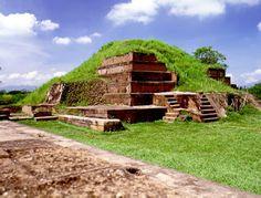 Legado Colonial e Histórico de El Salvador: Ruinas de San Andrés, La Libertad