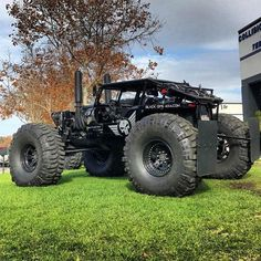 Good morning gorgeous! @blackops4x4 a great page to follow for BA builds. www.blackops4x4.com ___________ @blackops4x4 ・・・ Our #800hp 632ci 1947 #Willys is just chilling today. @jereeldrivelines #portalEnds #54s @intercotires @compcamsofficial...
