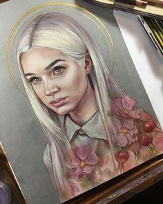 By Maria Björnbom Öberg (@bokkei) on Instagram