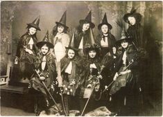 sorcières..