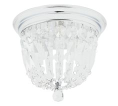 Buy Collection Ariana Glass Droplets Bathroom Light At Argos Co Uk Visit Argos
