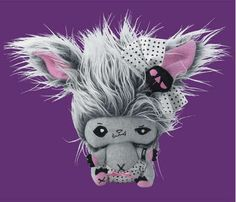 Howliss - Werewolf Baby (vamplets) @Alexa Crow have you seen these?  I have this one!