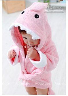 2013 New Hot Sale Baby Bath Towels Animal Children Bath Robe Newborn Blankets Bathing Towel Hooded Baby's Bathrobe
