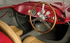 1948 Ferrari 166 Inter Spyder Corsa