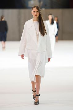 Christophe Lemaire at Paris Spring 2015 - the shoes!!