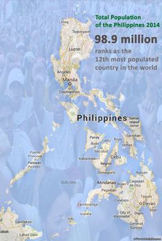 Total Population of the Philippines 2014 - Philippine Government 3004