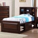 Coaster Furniture - Jerico Twin Captain's Storage Bed - 400511T   SPECIAL PRICE: $741.65