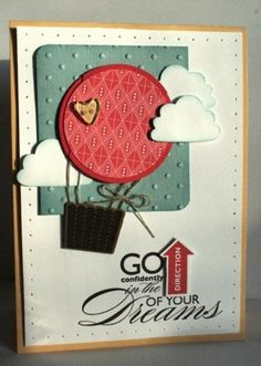 Stampin' Up! Cupcake Punch Melanie