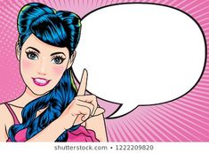 gesture woman pointing finger presenting something Pop art retro comic book cartoon pop art comics style. Pop Art Comics, Marvel Comics, Comic Bubble, Pop Art Women, Pop Art Girl, Zeina, Pop Art Illustration, Comic Styles, Makeup Art