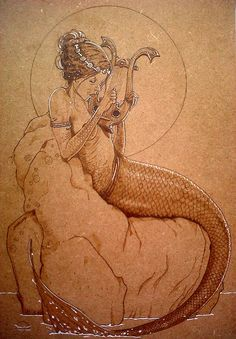 Mon ami Pyro: Sirène