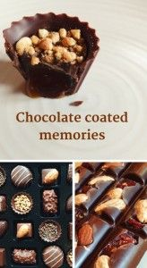 Chocolate coated memories, a review of Cailler's new chocolate range and a story about a chocolate coated childhood