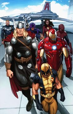 Avengers - why did they sell the rights!!!!! It could be so epic!!!!