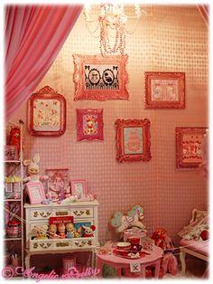 Angelic Pretty Dreamy Room at Maki x Imai Kira...