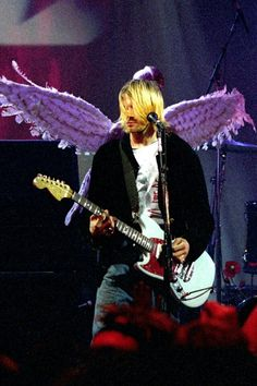 Kurt Cobain - The Angel of Grunge