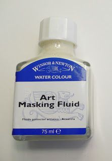 Paint Draw Paint, Learn to Draw: Watercolor Basics: How to Use Masking Fluid