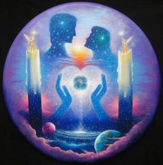 Gallery 1 : Visionary, Spiritual, Surreal, Mystical, Fantasy….. | Art of Benny Andersson You meet eyes with your twin flame for the first time and feel that you recognise them in a deep way despite never having seen them before.Even their voice or laugh may sound familiar