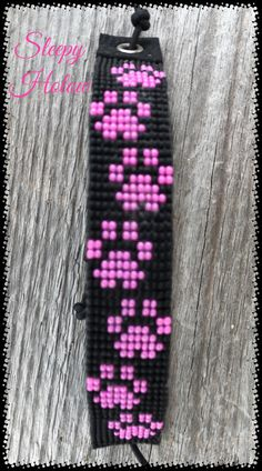 off loom beading Bead Loom Bracelets, Bracelet Crafts, Beaded Bracelet Patterns, Friendship Bracelet Patterns, Jewelry Crafts, Bead Embroidery Patterns, Bead Loom Patterns, Beaded Embroidery, Beading Patterns