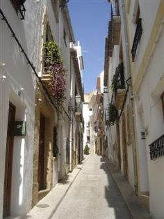 Javea, Spain. Left a (large) part of my heart in Javea!  What an awesome experience to have built a house & lived there for 5 1/2 marvelous years!  Landscapes in CA, where I live now, reminds me of Spain, but not nearly as much character & history...nor memories.