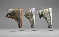 designer fashion d772d 4182e Nike Sportswear Introduces the SneakerBoot Collection