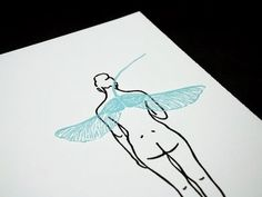 Linocut and letterpress art prints by Patrice Aarts Etsy...