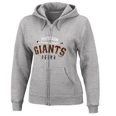 San Francisco Giants Women's 2012 #Postseason Sweatshirt