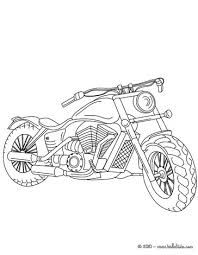 the mouse and the motorcycle coloring pages - harley davidson coloring pages to print motorcycles